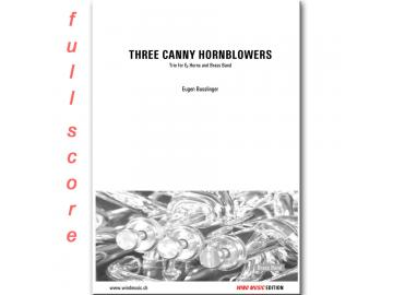 Three Canny Horn Blowers
