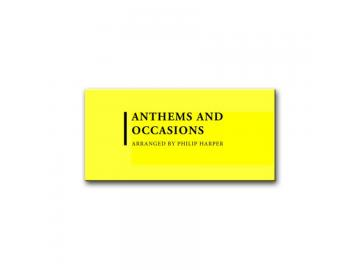 Anthems and Occasions