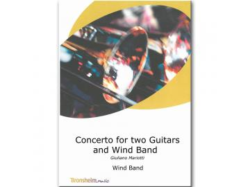 Concerto for two Guitars and Wind Band