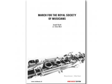 March for the Royal Society of Musicians
