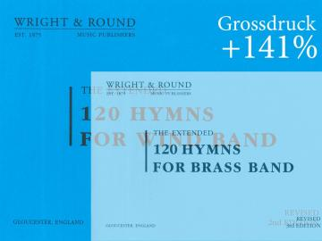 120 Hymns for Wind Band A4