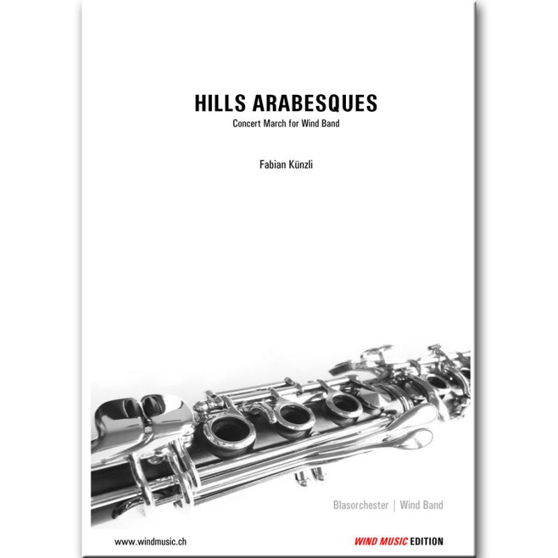 Hills Arabesques