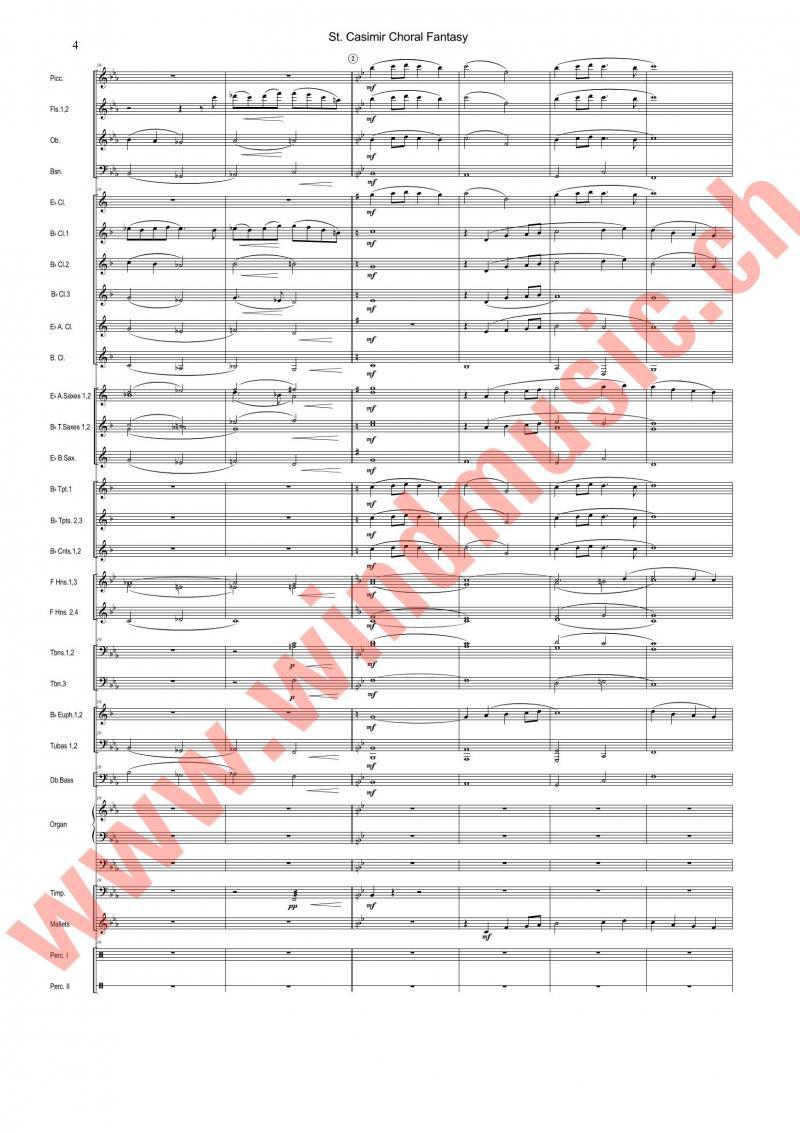 St. Casimir Choral Fantasy