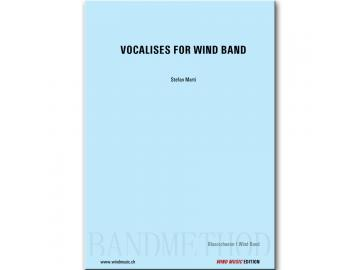 Vocalises for Wind Band