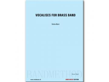 Vocalises for Brass Band