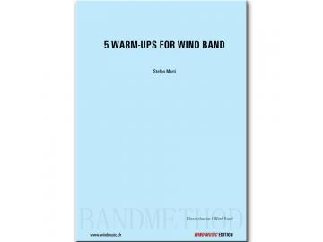 5 Warm-Ups for Wind Band