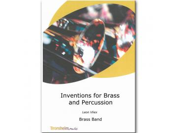 Inventions for Brass and Percussion