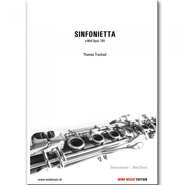 Sinfonietta a-Moll Opus 100